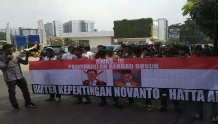 Demo PN Jaksel.