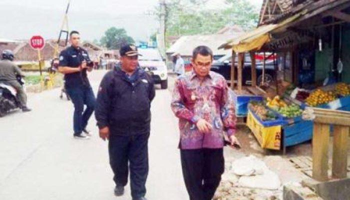 Sidak Wabub Sukabumi.